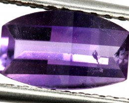 1.40 CTS AMETHYST FACETED STONE  CG - 484