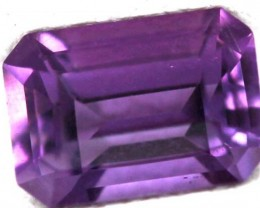 AMETHYST FACETED STONE 2.30 CTS CG - 221