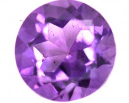 2.30 CTS  AMETHYST FACETED STONE CG - 224
