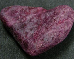 HAND PICKED  RUBY -ZOISITE ROUGH  58.35 CTS  GTT335