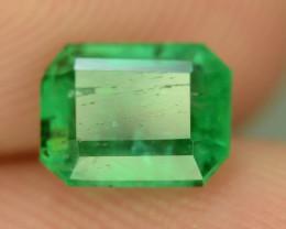 Top Color 1.0 ct Natural Emerald~Swat ~ K