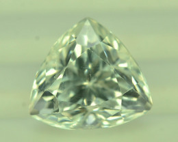 Top Grade & Cut 5.40  ct  Green Spodumene Kunzite