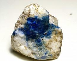 Amazing Natural color Damage free Sodalite specimen 82Cts-Afghan