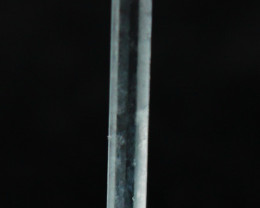 3.40 Cts Natural - Unheated Blue Aquamarine Crystal