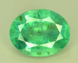 Top Color & Clarity 1.85 ct Emerald~Zambia SJ1