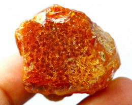 NR!!!! 157.55 Cts Natural - Unheated Orange Opal Rough