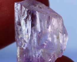 18.25 Cts Natural - Unheated Pink Kunzite Crystal Rough