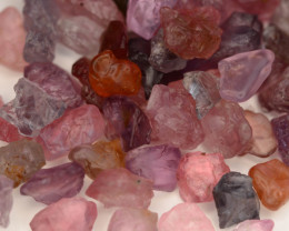 Top Quality 75.45  ct Natural Rough Spinel