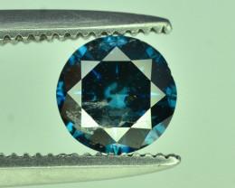 Top Quality 0.55 ct Blue Diamond