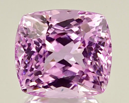 12.79 ct  Kunzite With Fine Cutting  Gemstoes
