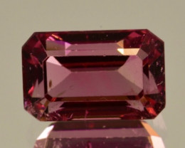 4.37 ct  Tourmaline  with Fine Cutting Gemstone