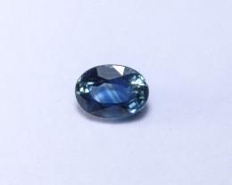 **No Reserve** 0.99ct Natural Sapphire