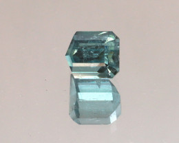 2.48Ct Natural Afghanistan Blue Green Natural Tourmaline