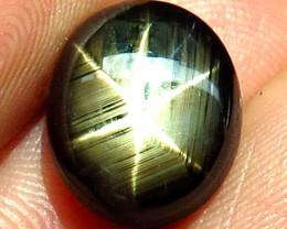 10.58 Carat Thailand Star Sapphire - Superb