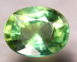 Apatite 2.00Ct Natural Paraiba Green Color Apatite D2211/B44