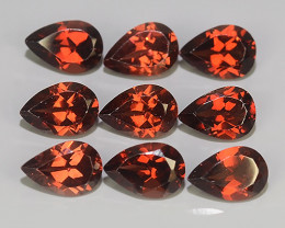 4.50 Cts_Marvelous Pear Natural Rhodolite_