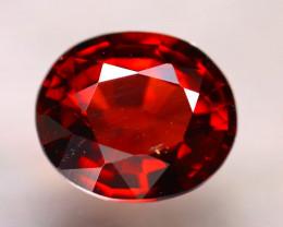 Almandine 1.71Ct Natural Vivid Blood Red Almandine Garnet E2303/B3