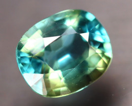 Apatite 1.80Ct Natural Paraiba Green Color Apatite E2314/B44