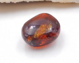 19cts Beautiful amber gemstone, healing stone H1143