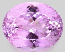 44.76 Ct Natural Kunzite Awesome Color & Cut Gemstone PK1