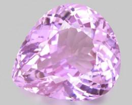 28.53 Ct Natural Kunzite Awesome Color & Cut Gemstone PK3