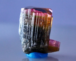 NR!!!! 7.80 CTs Natural & Unheated~ Pink Cap Tourmaline Crystal