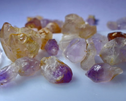 NR!!!! 295.55 CTs Natural & Unheated~ Purple Amethyst Rough Lot