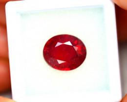 Ruby 6.86Ct Madagascar Blood Red Ruby ER451/A20
