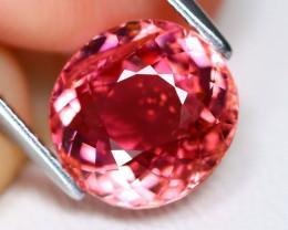 Pink Tourmaline 2.87Ct Oval Cut Natural Vivid Pink Tourmaline B2008