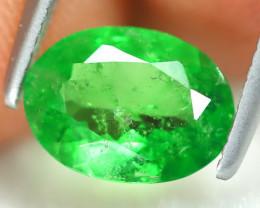 Tsavorite 1.08Ct Oval Cut Natural Green Tsavorite Garnet C2014