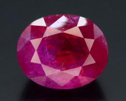 3.20 ct Natural Ruby ~ Jagdalek Afghanistan tz