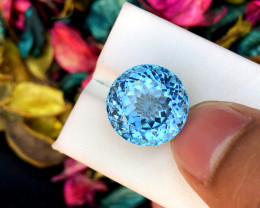 19.80 Carats Swiss Topaz Gemstone