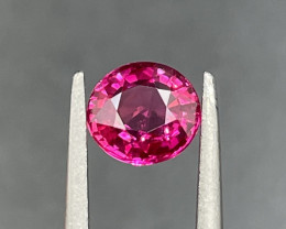 1.09 CT Ruby Gemstones Top Colour Top Luster with fine Cutting
