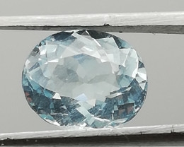 Aquamarin, 1.15ct, a stone that makes you feel better!