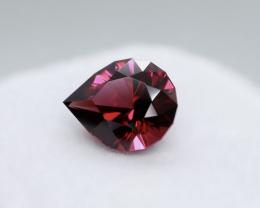 2.58ct Rhodolite Garnet  master cut