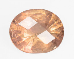 3.90 Cts Amazing Rare Natural Pink Color Morganite Gemstone
