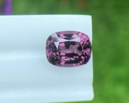 Spinel 2.65 Cts Purple Step cut BGC1405