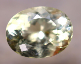 Heliodor 2.68Ct Natural Yellow Beryl D2404/A56