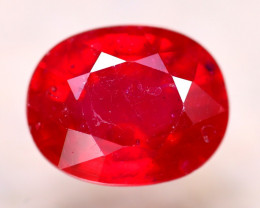 Ruby 3.74Ct Madagascar Blood Red Ruby D2405/A20