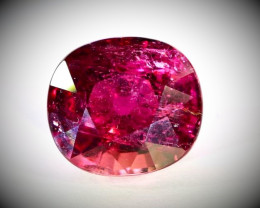 Rubellite 34.38ct GIA Certified