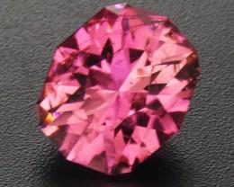 1.68cts  Dichroic Tourmaline, Precision Cut