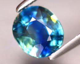 Blue Sapphire 1.42Ct Natural Blue Sapphire EE2601/B25