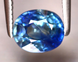 Blue Sapphire 1.40Ct Natural Blue Sapphire EE2604/B25