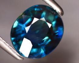 Blue Sapphire 1.58Ct Natural Blue Sapphire EE2605/B25