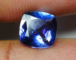 2.285 CRT WONDER BEST FULL TANZANITE TOP QUANLITY GEMSTONE -
