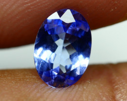 0.935 CRT WONDER BEST FULL TANZANITE TOP QUANLITY GEMSTONE -