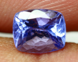 1.330 CRT WONDER BEST FULL TANZANITE TOP QUANLITY GEMSTONE -
