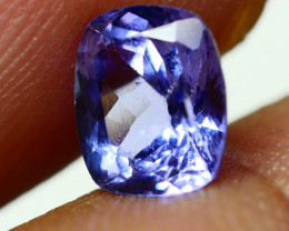 1.370 CRT WONDER BEST FULL TANZANITE TOP QUANLITY GEMSTONE -