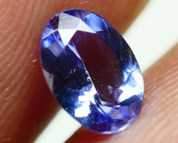 0.650 CRT WONDER BEST FULL TANZANITE TOP QUANLITY GEMSTONE -