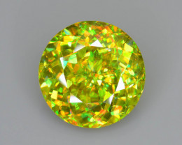 Rare AAA Fire 3.19  ct Sphene Sku-63
